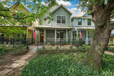 Houston Single Family Home For Sale: 248 W 26th Street