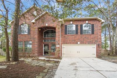 Conroe Single Family Home For Sale: 27 Ashworth Court