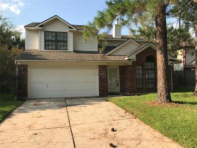 Single Family Home For Sale: 14503 Little Willow Walk