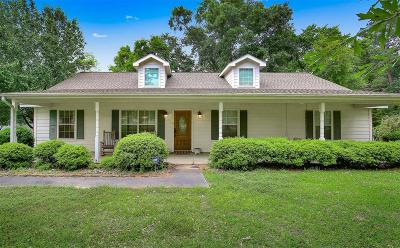 Willis Single Family Home For Sale: 13825 Midway Drive