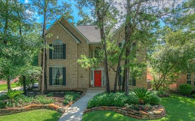 The Woodlands Single Family Home For Sale: 126 Summer Storm Place