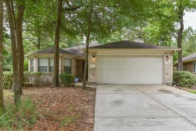 Conroe Single Family Home For Sale: 3 Steep Trail Place #P1
