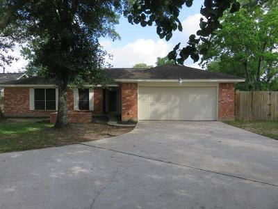 Tomball Single Family Home For Sale: 12002 Westwold Drive