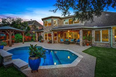 Single Family Home For Sale: 5915 Saratoga Springs Lane