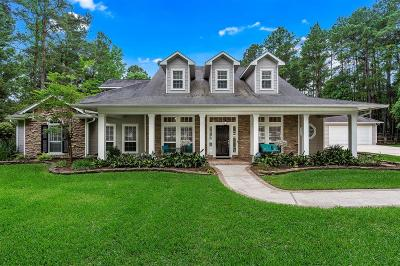 Magnolia Single Family Home For Sale: 9111 Diamante Drive