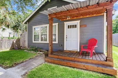 Houston Single Family Home For Sale: 1310 Nashua Street