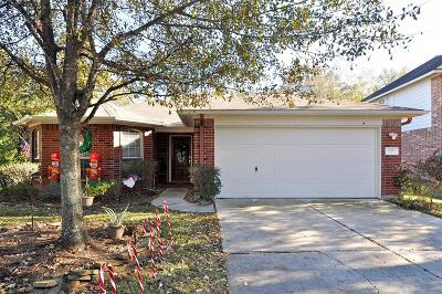 Conroe Single Family Home For Sale: 135 Fairwind Trail Drive