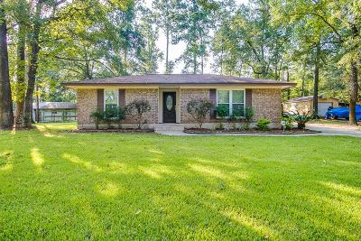 Conroe Single Family Home For Sale: 13279 Southshore Drive