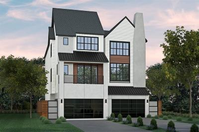 Houston Heights, Houston Heights Annex, Houston Heights, Timbergrove Single Family Home For Sale: 708 E 13th Street