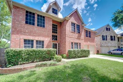 Tomball Single Family Home For Sale: 17423 Longs Peek Court
