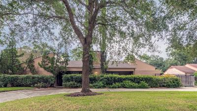 Briargrove Park Single Family Home For Sale: 10102 Briar Forest Drive