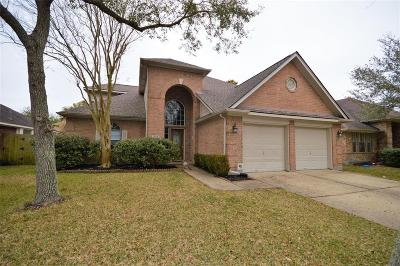 League City Single Family Home For Sale: 3114 Misty Shore Drive