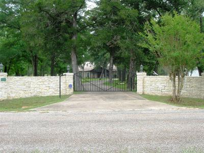 Cat Spring TX Farm & Ranch For Sale: $1,200,000