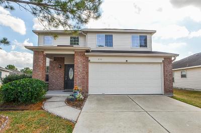 Houston Single Family Home For Sale: 518 Starksboro Court