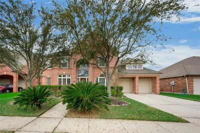 Pearland Single Family Home For Sale: 2706 Greenblade Court