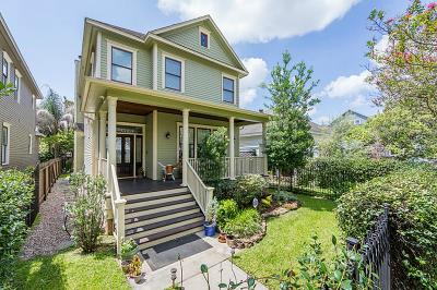 Houston Single Family Home For Sale: 408 W 17th