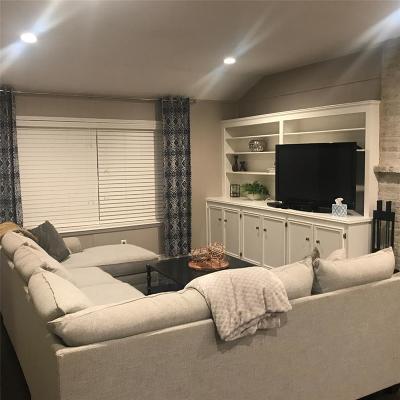 Houston TX Single Family Home For Sale: $257,000