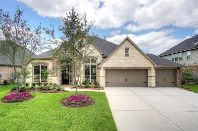 Katy Single Family Home For Sale: 2206 Taylor Marie Trail