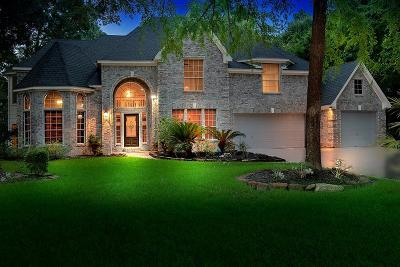 The Woodlands Single Family Home For Sale: 70 N Skyflower Court