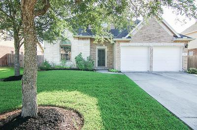 League City Single Family Home For Sale: 111 Avery Springs Lane