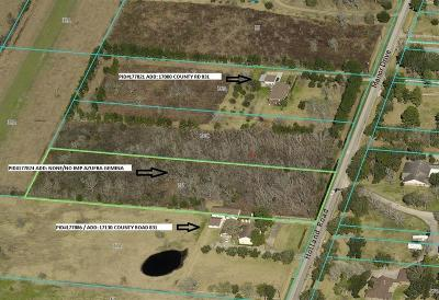 Pearland Residential Lots & Land Pending: 0 County Road 831 Holland Road