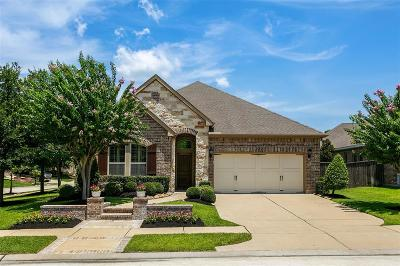 Cypress Single Family Home For Sale: 18330 Pin Oak Bend Drive