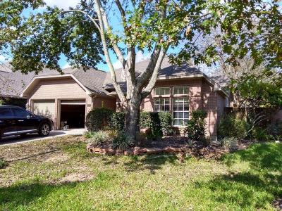 Kingwood Single Family Home For Sale: 2506 S. Strathford Lane