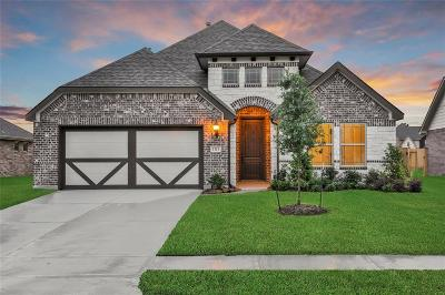 League City Single Family Home For Sale: 1221 Course View Drive