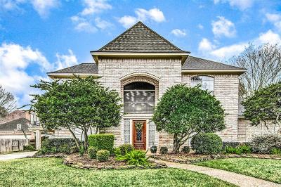 Kingwood Single Family Home For Sale: 1430 Lofty Maple Trail