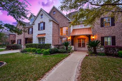 Katy Single Family Home For Sale: 6306 Indiangrass Court