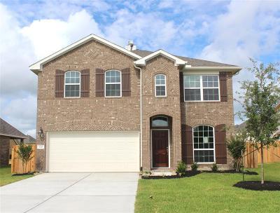 Baytown Single Family Home For Sale: 110 San Bernard Drive