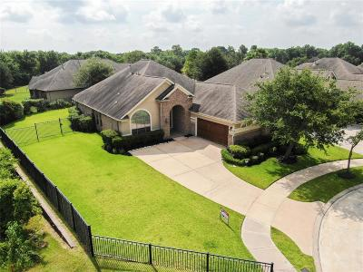 Katy Single Family Home For Sale: 23203 Claressa Court