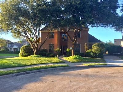 Sugar Land Single Family Home For Sale: 1707 Emma Cove Court
