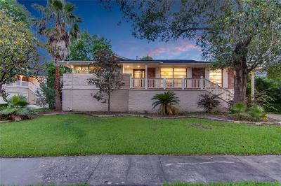 Meyerland Single Family Home For Sale: 4715 Braesvalley Drive