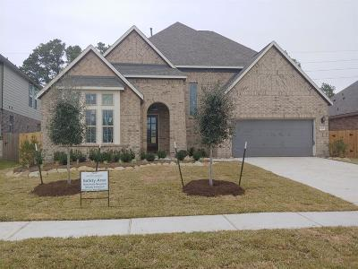 Cypress Single Family Home For Sale: 13814 Sedgefield Creek
