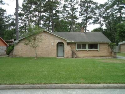 Spring Single Family Home For Sale: 23023 Canyon Lake Drive
