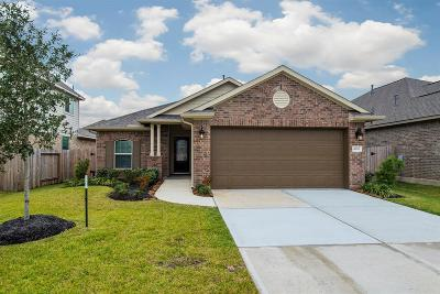 League City Single Family Home For Sale: 4826 La Piedra