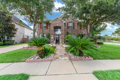 Pearland Single Family Home For Sale: 12312 Evening Bay