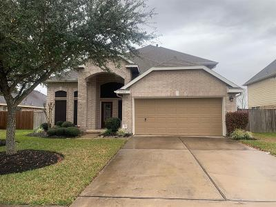 Pearland Single Family Home For Sale: 3906 Pennyoak Drive
