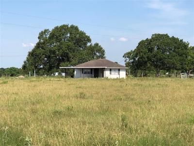Bellville Farm & Ranch For Sale: 1322 Schumann Road