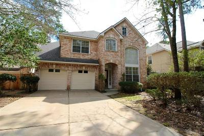 The Woodlands Single Family Home For Sale: 34 Dalea Place
