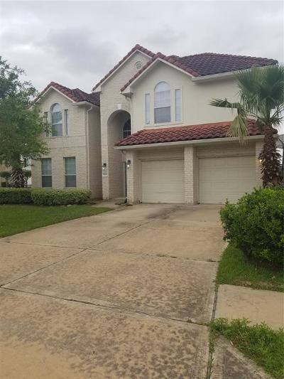 Missouri City Single Family Home For Sale: 3938 Montego Bay Court