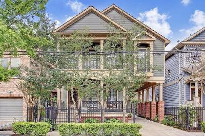 Houston Single Family Home For Sale: 1531 Blair Street