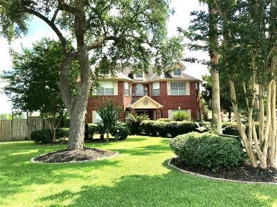 Katy Single Family Home For Sale: 5001 W Meadowlark Lane