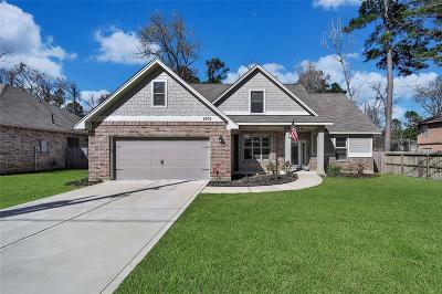 Magnolia Single Family Home For Sale: 6706 Durango Drive