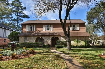 Cypress Single Family Home For Sale: 12819 Shady Knoll Lane