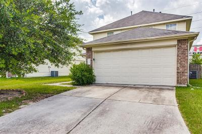 Humble TX Single Family Home For Sale: $164,900