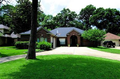 Conroe Single Family Home For Sale: 20 Wedgewood Boulevard