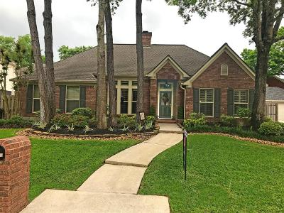 Kingwood Single Family Home For Sale: 4206 Meadow Forest Lane