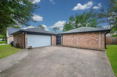 Houston Single Family Home For Sale: 7910 Corrales Drive